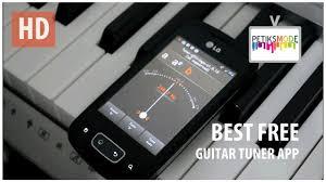 tuner gstrings free apk best free guitar tuner app