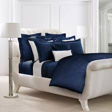 ralph lauren home doncaster bedding range in navy house of fraser