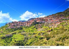 tuscan houses on hill stock photo 720370759 shutterstock