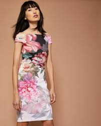 the pick of the prettiest floral dresses for weddings