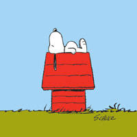 snoopy on his dog house snoopy s dog house screenshots images and pictures comic vine