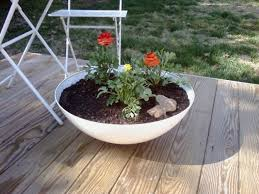 ikea planter hack inspiration for the patio and garden