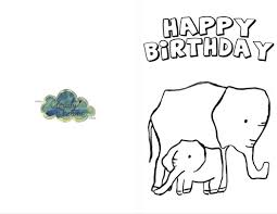 printable birthday cards for color 564799 coloring pages for