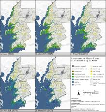 Chesapeake Bay Map Sea Level Rise And The Changing Face Of The Chesapeake