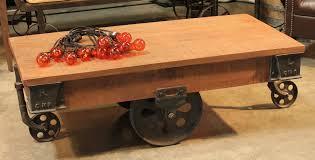 cart coffee table writehookstudio com