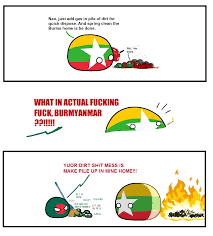 What Is Spring Cleaning Super Ethnic Spring Cleaning Time Polandball
