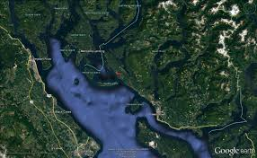 Desolation Sound Map Landquest E Brochure 111 Acre Residential Development Site Lund Bc