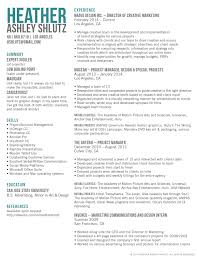marketing director resume free sample write a complait