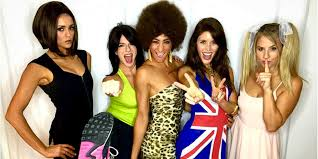 Spice Girls Halloween Costumes Fbf Celebrity Halloween Costumes 7