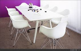 Joyn Conference Table Spaceist Small Joyn White Meeting Room Tables Small Meeting Room