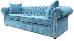 velvet chesterfield sofas sofa armchair suites winchester leath