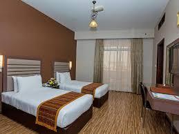 Twin Bed Vs Double Bed Hotel Hotel Florida International Dubai Uae Booking Com