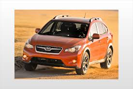 subaru orange crosstrek 2014 subaru xv crosstrek information and photos zombiedrive