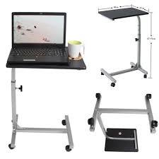 meuble pour ordinateur portable et table de lit bureau informatique bureau de travail meuble de bureau