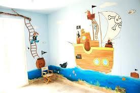 chambre pirate deco pirate chambre garcon daccoration chambre pirate