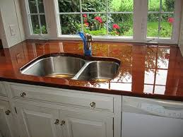 Epoxy Kitchen Countertops by Best 25 Diy Resin Countertops Ideas On Pinterest