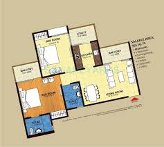 Embassy Floor Plan by Trident Embassy In Noida Ext Sector 1 Noida Project Overview
