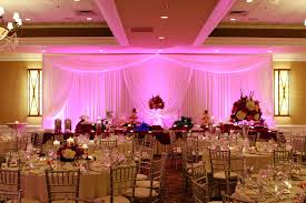 Wedding Drape Hire Diy Uplighting For Weddings Add Color And Ambience With Lights