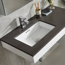 unique undermount bathroom sinks attractive bathroom undermount sink 19 essence rectangular ceramic