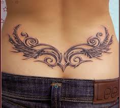 tribal back tattoos for woman google search tattoos