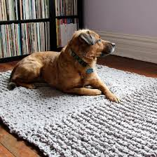Free Crochet Patterns For Rugs Best 25 Knit Rug Ideas On Pinterest Knitted Rug Rag Rug Diy