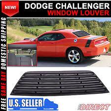 ebay dodge challenger dodge challenger louvers exterior ebay