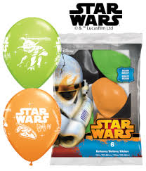 wars balloons delivery wars balloons 6pcs free delivery