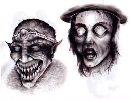 21 best evil tattoo stencils images on pinterest tattoo stencils
