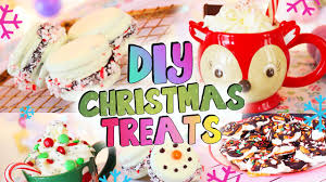 diy holiday treats christmas party desserts and drinks youtube