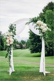wedding arch garden wedding arch decorations glamorous
