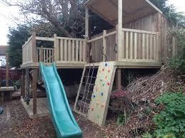 adventure play area the wooden workshop oakford devon 27