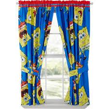teenage mutant ninja turtles boys bedroom curtains set of 2