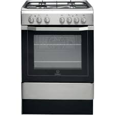 indesit i6g52 x cooker in stainless steel i6g52 x uk