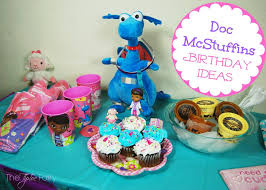 the birthday ideas disney junior doc mcstuffins birthday party ideas the tiptoe fairy