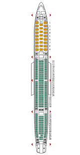 a340 seat map a340 600 iberia seat maps reviews seatplans com