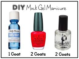 how to do homemade gel nails u2013 great photo blog about manicure 2017