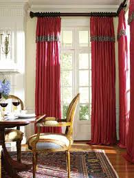 Red Blue Curtains Captivating Curtain Rod Placement 68 For Blue Curtains With