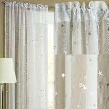 Glitter Curtains Ready Made Lined Voile Curtains Ready Made Www Elderbranch