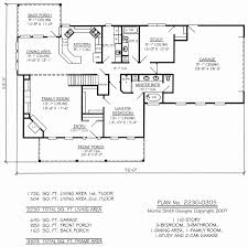 1 1 2 story floor plans newest one story house plans elegant 1 1 2 story house plans new 1