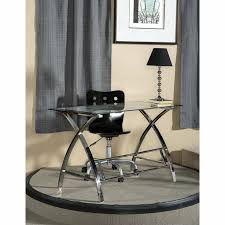Metal And Glass Computer Desk 103 Best Home Office Images On Pinterest Home Office Office