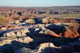 Bad Lands File Painted Desert Badlands Tawa Point Jpg Wikimedia Commons