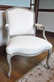 Side Chairs For Bedroom by Serendipity Refined Blog French Style Side Chair Makeover Chalk