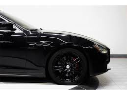 maserati ghibli black 2015 maserati ghibli s q4 for sale in nashville tn stock
