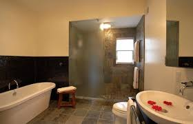Glass Bathroom Showers Bathroom Design Frosted Glass Shower Panel And Doors Give This