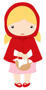 169 red riding hood scrap printables images