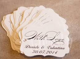 wedding tags for favors ideas custom awesome tags for wedding favors party make labels for