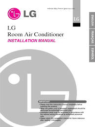 air conditioner installation manual air conditioner databases