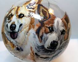 pet ornaments etsy