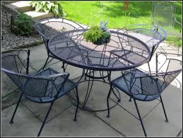 Antique Wrought Iron Outdoor Furniture by White Outdoor Wrought Iron Patio Furniture Patios Home