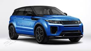 range rover svr 2016 land rover range rover evoque svr review gallery top speed